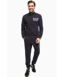 EA7 | Хлопковый Костюм С Логотипом Бренда