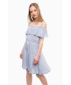 Mavi | Легкое Платье На Бретелях В Полоску