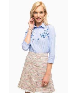 Pennyblack | Рубашка С Вышивкой И Отделкой Камнями