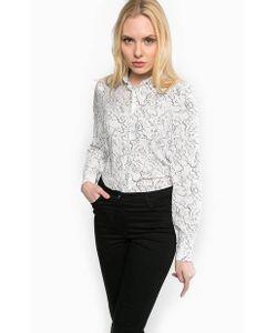 Olsen | Блуза Из Вискозы С Застежкой На Пуговицы