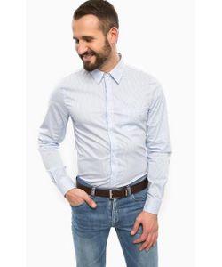 Trussardi Jeans | Классическая Хлопковая Рубашка В Полоску