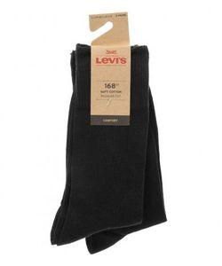 Levi's® | Комплект Из Двух Пар Черных Носков