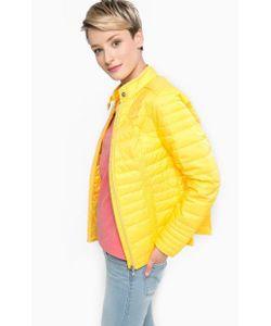 TOM TAILOR | Желтая Демисезонная Куртка