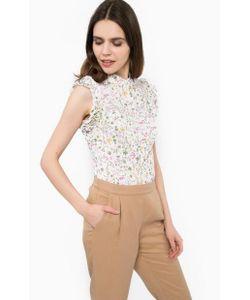 Liu •Jo Jeans | Рубашка Без Рукавов С Цветочным Принтом