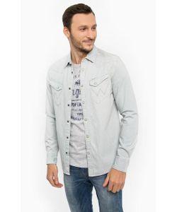 Wrangler | Рубашка Из Денима С Карманами