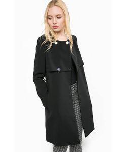 Liu •Jo | Черное Пальто С Поясом