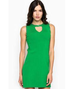 Guess | Зеленое Платье С Металлическим Декором