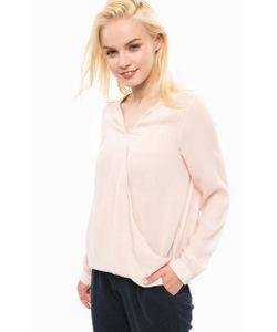 Vero Moda   Трикотажная Блуза Бежевого Цвета