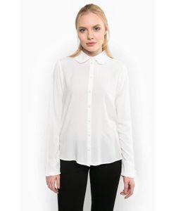 TOM TAILOR | Блуза Из Вискозы Прямого Кроя