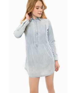 Denim & Supply Ralph Lauren | Платье Из Хлопка С Отложным Воротником