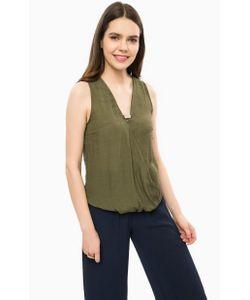 Alcott | Блуза Из Вискозы Без Рукавов