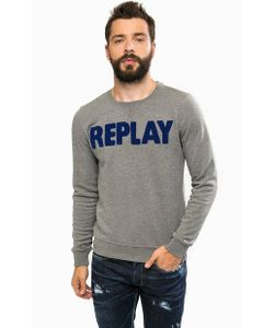 Replay | Свитшот С Вышивкой
