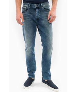 Calvin Klein Jeans | Зауженные Джинсы С Застежкой На Болты