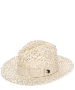 R.Mountain   Плетеная Шляпа Из Бумаги