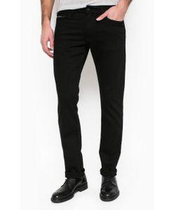 Calvin Klein Jeans | Черные Зауженные Джинсы
