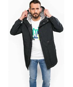 Calvin Klein Jeans | Легкая Удлиненная Куртка С Капюшоном