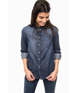 Pepe Jeans London | Джинсовая Рубашка С Длинными Рукавами