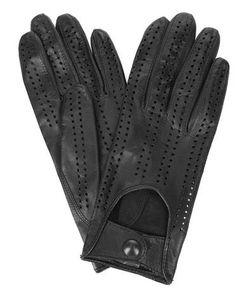 Bartoc | Кожаные Перчатки На Кнопках