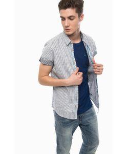 TOM TAILOR | Рубашка В Полоску С Нагрудным Карманом