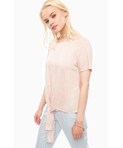 Vero Moda   Блуза Из Вискозы С Короткими Рукавами
