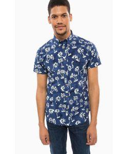 Wrangler | Хлопковая Рубашка С Приталенным Кроем