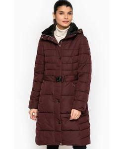 Luhta | Демисезонная Куртка Из Полиэстера С Поясом