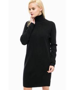 Michael Michael Kors | Платье Из Вискозы С Высоким Воротом