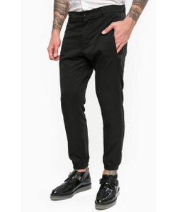Calvin Klein Jeans | Зауженные Черные Джинсы