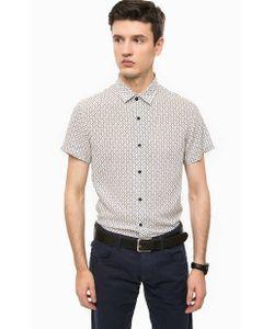 ARMANI JEANS | Приталенная Рубашка Из Вискозы