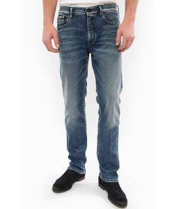 Calvin Klein Jeans | Прямые Джинсы С Застежкой На Молнию И Болт