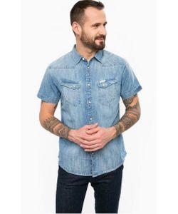 Wrangler | Приталенная Рубашка Из Денима