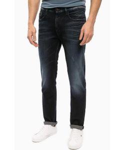 Calvin Klein Jeans | Джинсы С Заломами И Потертостями