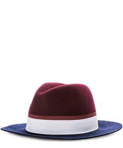 Tommy Hilfiger | Трехцветная Шляпа Из Шерсти