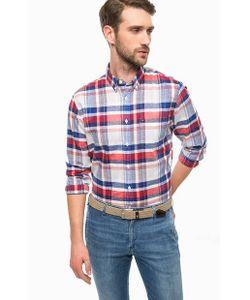 Tommy Hilfiger | Рубашка В Клетку С Нагрудным Карманом
