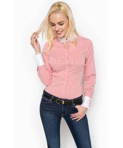 Trussardi Jeans | Хлопковая Рубашка В Полоску