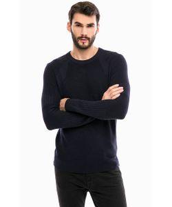 Calvin Klein Jeans | Хлопковый Однотонный Свитер