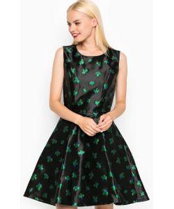 Silvian Heach   Короткое Платье С Контрастным Принтом