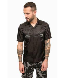 Diesel | Черная Рубашка С Короткими Рукавами