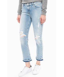 Calvin Klein Jeans | Укороченные Джинсы Прямого Кроя