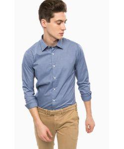 Alcott | Синяя Рубашка На Пуговицах