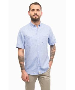 PIERRE CARDIN. | Рубашка С Короткими Рукавами И Двумя Карманами