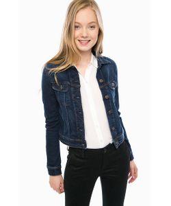 Lee | Синяя Джинсовая Куртка С Двумя Карманами