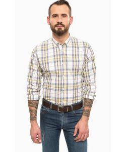 Trussardi Jeans | Хлопковая Рубашка В Клетку
