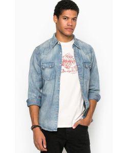 Denim & Supply Ralph Lauren | Джинсовая Приталенная Рубашка