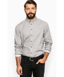 Blend | Приталенная Рубашка Из Хлопка
