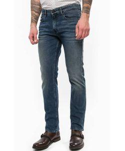 Calvin Klein Jeans | Джинсы Прямого Кроя С Застежкой На Молнию И Болт