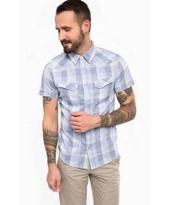 Wrangler | Рубашка В Клетку С Карманами