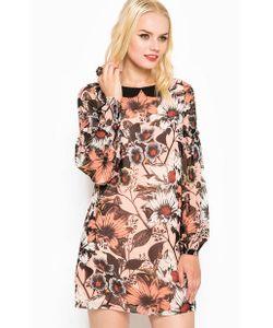Juicy Couture | Платье С Отложным Воротником