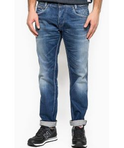 Pepe Jeans | Джинсы На Болтах С Заломами