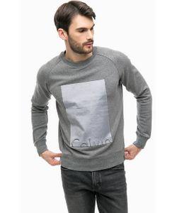 Calvin Klein Jeans   Свитшот С Декоративной Отделкой